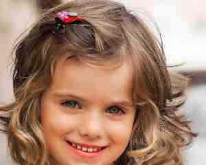 ухода за детскими волосами