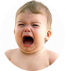 Почему плачет ребенок?