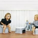 Как отучить ребенка от памперса и приучить к горшку