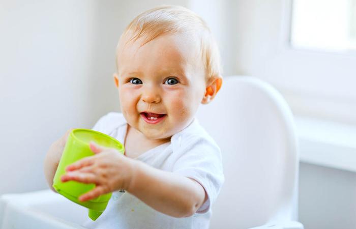 отучить ребенка от бутылочки