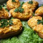 Кладезь витамина А: морковные бутерброды