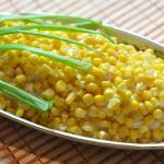 Топ-5 салатов с кукурузой