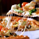Настоящая тонкая итальянская пицца