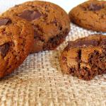Американское шоколадное печенье