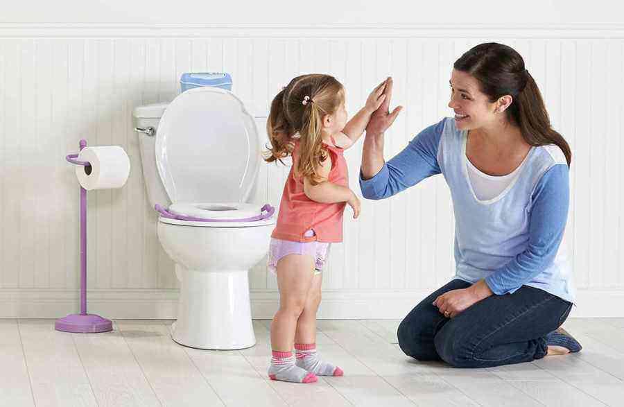 В каком возрасте отучать ребенка от памперсов