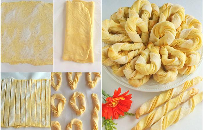 печенье процесс