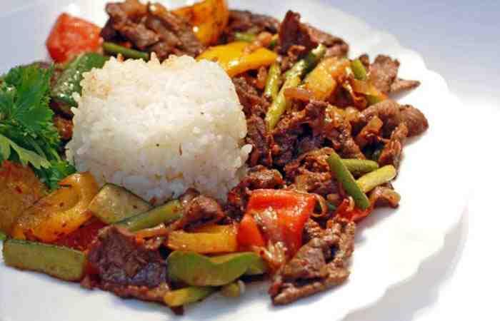 мясо по-тайски рецепт