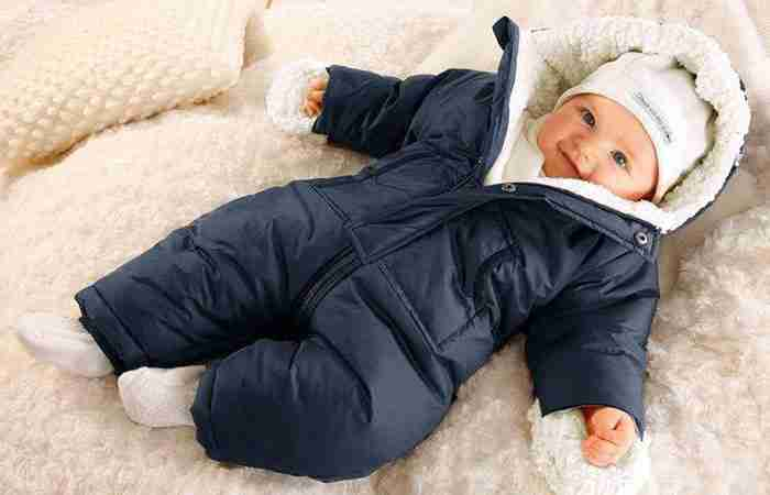Как одеть ребенка на прогулку по погоде