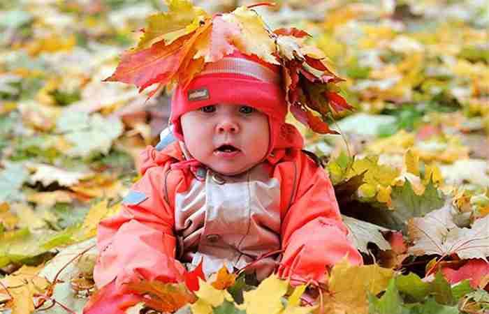 как одеть ребенка по погоде осенью