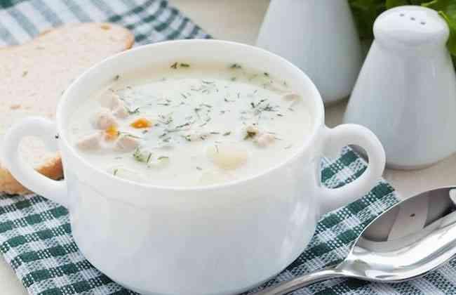 Рецепт супа с плавленным сыром