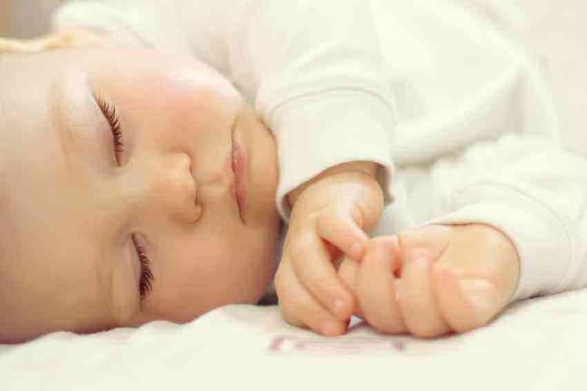 Режим ребенка в 5 месяцев