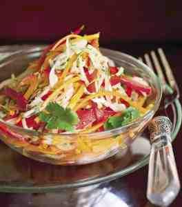 """Салат с капустой """"Ферганский"""" на зиму"""