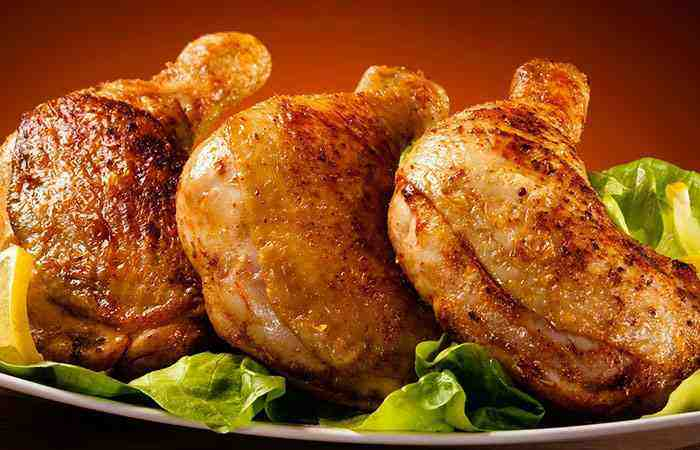 Простые блюда из курицы в духовке