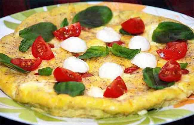 Итальянский омлет