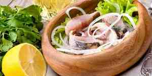 соленая селедка
