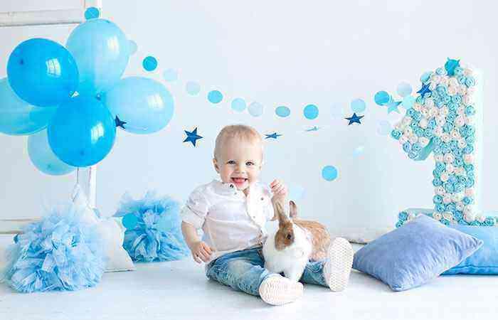 Развитие мальчика в 1 год