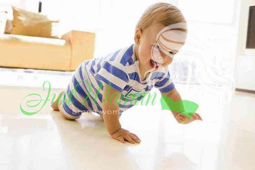 Развитие мальчика в 7 месяцев