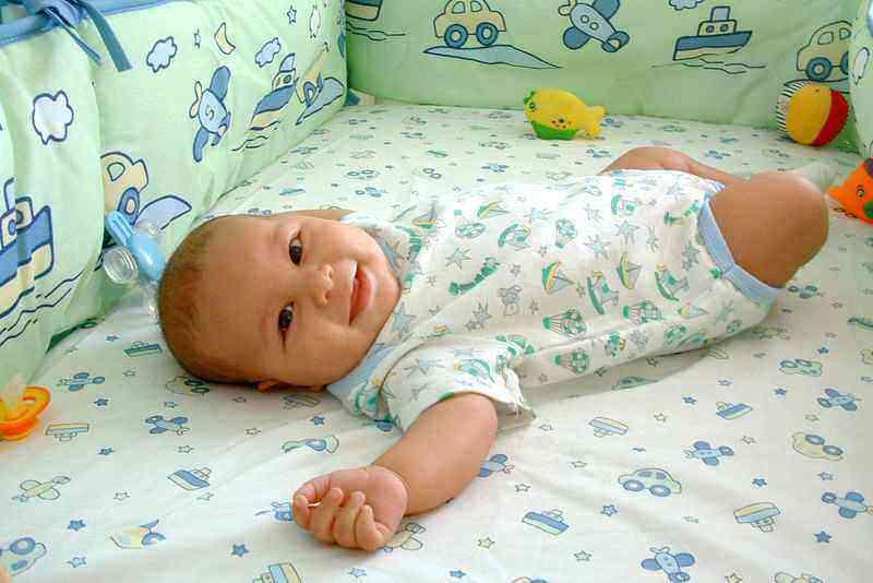 Развитие мальчика в 2 месяца