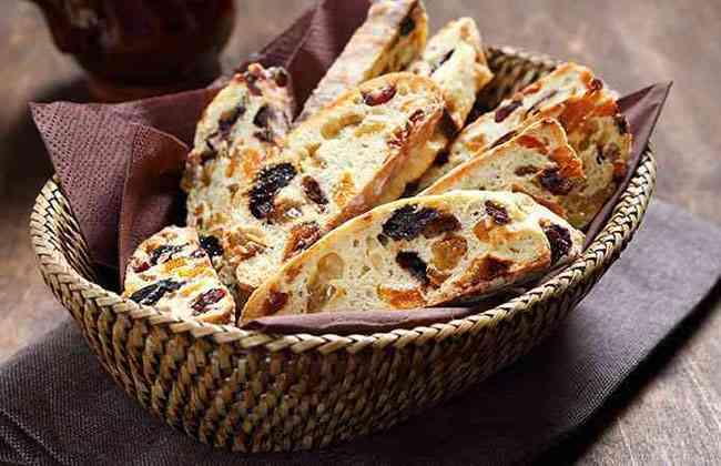 Итальянское печенье «Бискотти»
