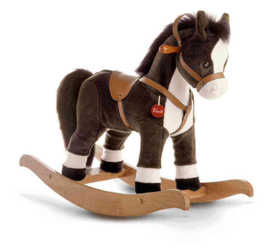 Лошадка-качалка на 1 год