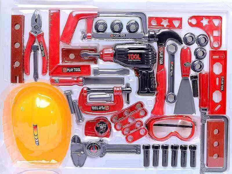 Набор инструментов на 3 года