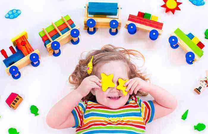 Что подарить ребенку на 2 года: девочка