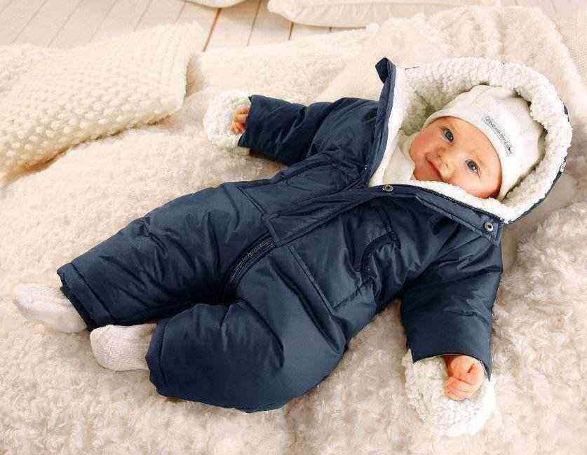 Как одеть новорожденного по погоде