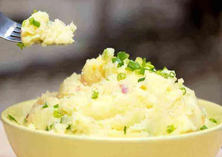 Вкусное картофельное пюре рецепт