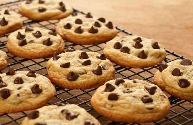 Рецепт печень я с шоколадной крошкой