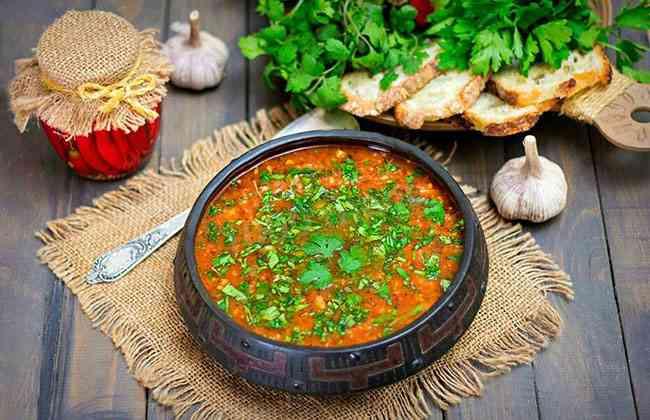 Классический суп харчо