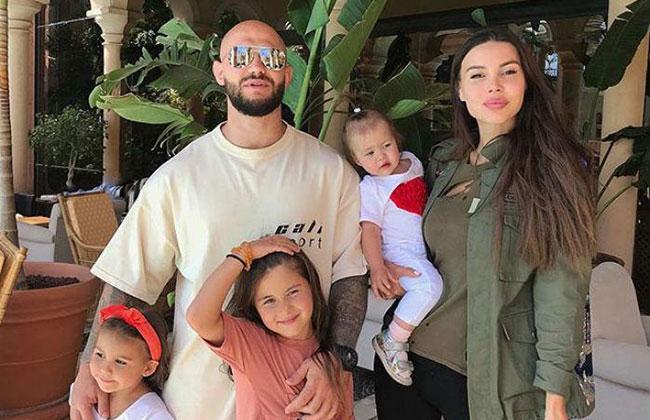 Самойлова и Джиган восписытвают детей сами
