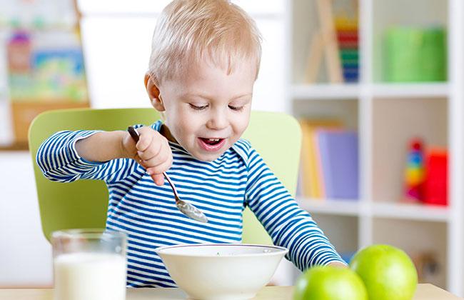 Что приготовить ребенку на завтрак